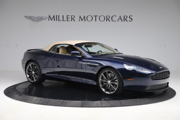 Used 2014 Aston Martin DB9 Volante for sale Sold at Bentley Greenwich in Greenwich CT 06830 18
