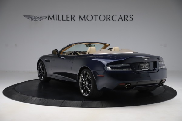 Used 2014 Aston Martin DB9 Volante for sale Sold at Bentley Greenwich in Greenwich CT 06830 5