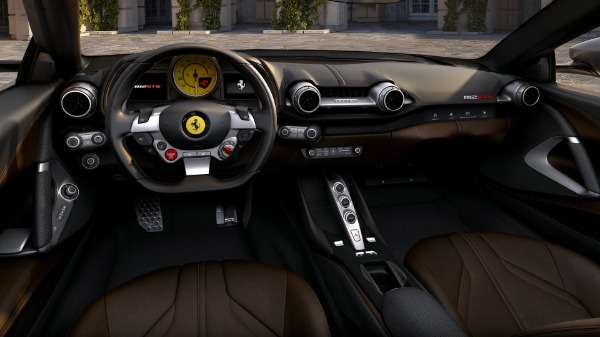 New 2021 Ferrari 812GTS for sale Call for price at Bentley Greenwich in Greenwich CT 06830 6