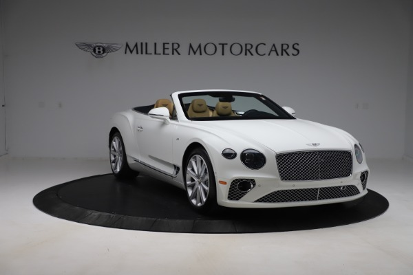 New 2020 Bentley Continental GTC V8 for sale $262,475 at Bentley Greenwich in Greenwich CT 06830 11