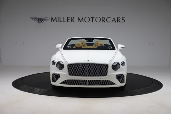 New 2020 Bentley Continental GTC V8 for sale $262,475 at Bentley Greenwich in Greenwich CT 06830 12