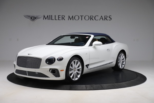 New 2020 Bentley Continental GTC V8 for sale $262,475 at Bentley Greenwich in Greenwich CT 06830 13