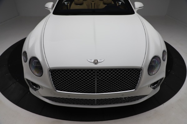 New 2020 Bentley Continental GT Convertible V8 for sale Sold at Bentley Greenwich in Greenwich CT 06830 19