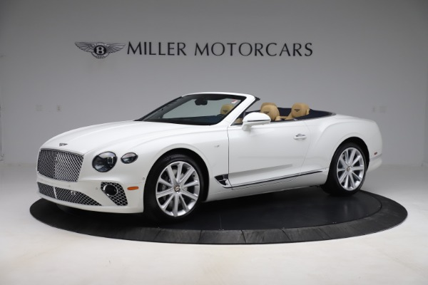 New 2020 Bentley Continental GT Convertible V8 for sale Sold at Bentley Greenwich in Greenwich CT 06830 2