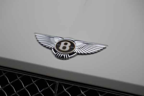 New 2020 Bentley Continental GTC V8 for sale $262,475 at Bentley Greenwich in Greenwich CT 06830 20