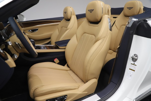 New 2020 Bentley Continental GT Convertible V8 for sale Sold at Bentley Greenwich in Greenwich CT 06830 26
