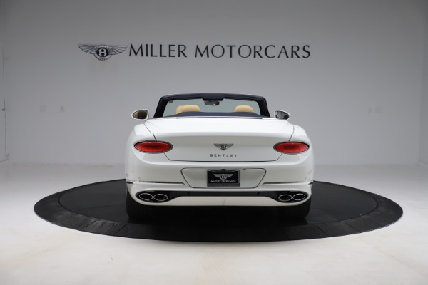 New 2020 Bentley Continental GT Convertible V8 for sale Sold at Bentley Greenwich in Greenwich CT 06830 6