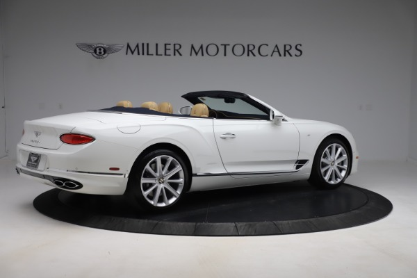 New 2020 Bentley Continental GT Convertible V8 for sale Sold at Bentley Greenwich in Greenwich CT 06830 8