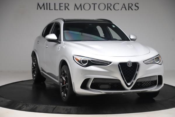 Used 2019 Alfa Romeo Stelvio Quadrifoglio for sale $68,000 at Bentley Greenwich in Greenwich CT 06830 11