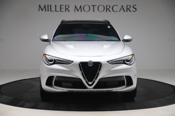 Used 2019 Alfa Romeo Stelvio Quadrifoglio for sale $68,000 at Bentley Greenwich in Greenwich CT 06830 12