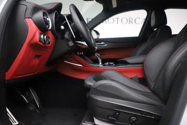 Used 2019 Alfa Romeo Stelvio Quadrifoglio for sale $68,000 at Bentley Greenwich in Greenwich CT 06830 14