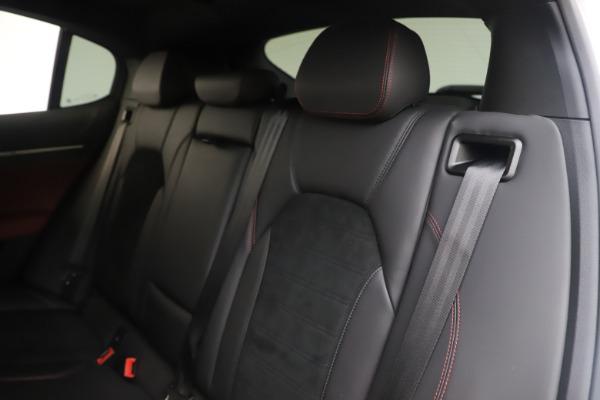 Used 2019 Alfa Romeo Stelvio Quadrifoglio for sale $68,000 at Bentley Greenwich in Greenwich CT 06830 18
