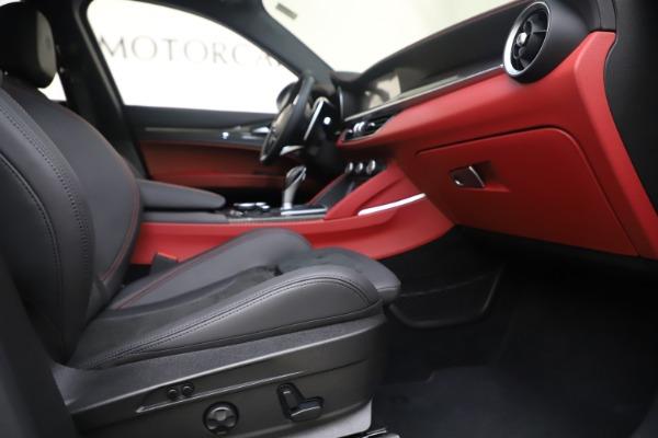 Used 2019 Alfa Romeo Stelvio Quadrifoglio for sale $68,000 at Bentley Greenwich in Greenwich CT 06830 23
