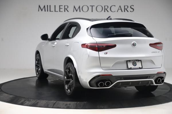 Used 2019 Alfa Romeo Stelvio Quadrifoglio for sale $68,000 at Bentley Greenwich in Greenwich CT 06830 5