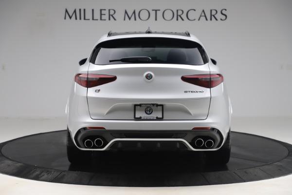Used 2019 Alfa Romeo Stelvio Quadrifoglio for sale $68,000 at Bentley Greenwich in Greenwich CT 06830 6