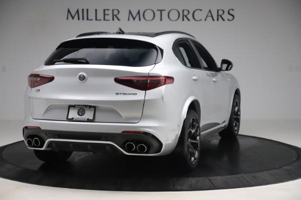 Used 2019 Alfa Romeo Stelvio Quadrifoglio for sale $68,000 at Bentley Greenwich in Greenwich CT 06830 7