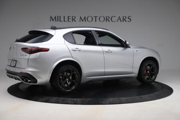 Used 2019 Alfa Romeo Stelvio Quadrifoglio for sale $68,000 at Bentley Greenwich in Greenwich CT 06830 8