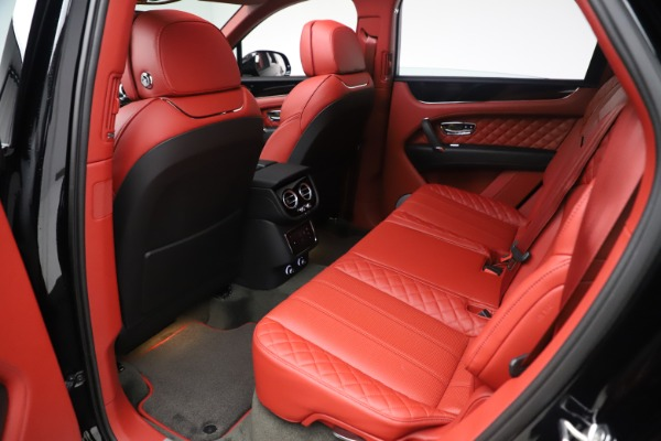 New 2020 Bentley Bentayga V8 for sale Call for price at Bentley Greenwich in Greenwich CT 06830 22
