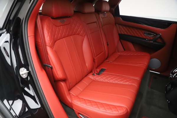 New 2020 Bentley Bentayga V8 for sale Call for price at Bentley Greenwich in Greenwich CT 06830 28