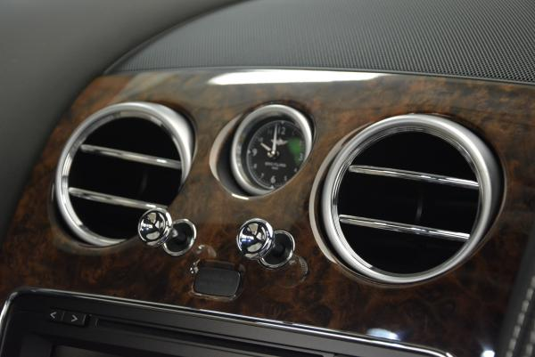 Used 2016 Bentley Flying Spur V8 for sale Sold at Bentley Greenwich in Greenwich CT 06830 18