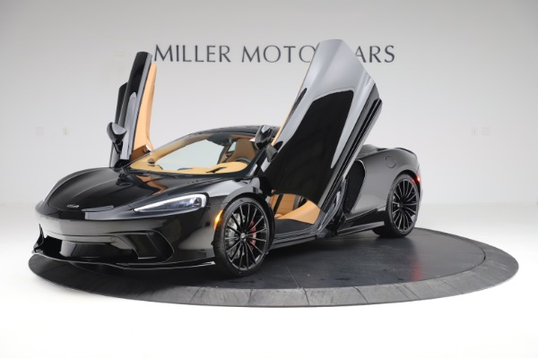 New 2020 McLaren GT Coupe for sale $245,975 at Bentley Greenwich in Greenwich CT 06830 10