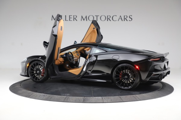 New 2020 McLaren GT Coupe for sale $245,975 at Bentley Greenwich in Greenwich CT 06830 11