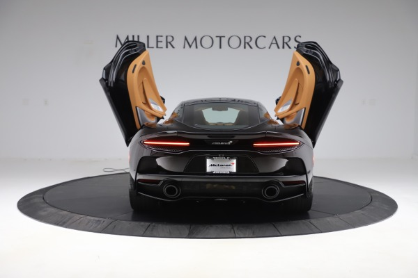New 2020 McLaren GT Coupe for sale $245,975 at Bentley Greenwich in Greenwich CT 06830 12