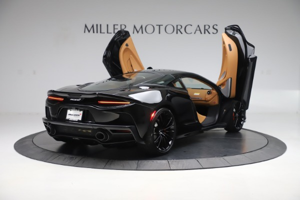 New 2020 McLaren GT Coupe for sale $245,975 at Bentley Greenwich in Greenwich CT 06830 13