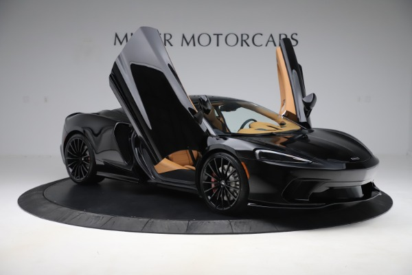 New 2020 McLaren GT Coupe for sale $245,975 at Bentley Greenwich in Greenwich CT 06830 14