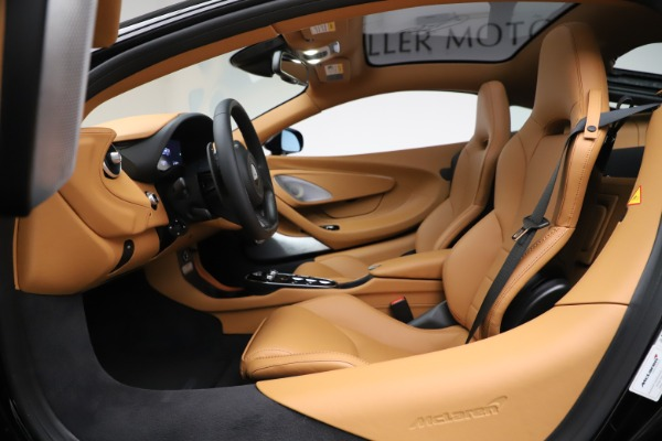 New 2020 McLaren GT Luxe for sale Sold at Bentley Greenwich in Greenwich CT 06830 17