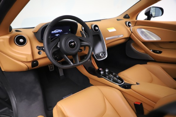 New 2020 McLaren GT Coupe for sale $245,975 at Bentley Greenwich in Greenwich CT 06830 19
