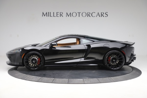 New 2020 McLaren GT Coupe for sale $245,975 at Bentley Greenwich in Greenwich CT 06830 2