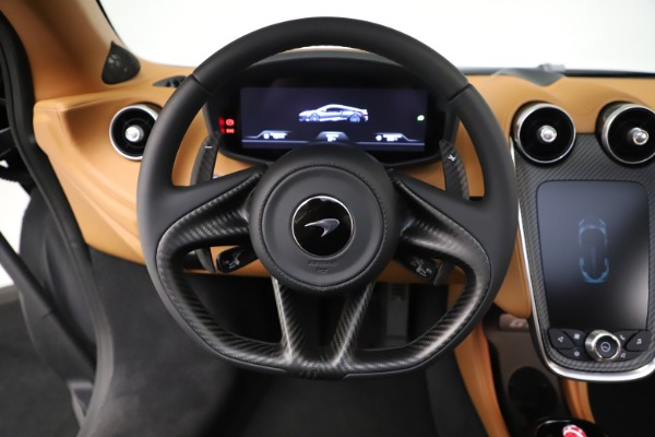 New 2020 McLaren GT Coupe for sale $245,975 at Bentley Greenwich in Greenwich CT 06830 23