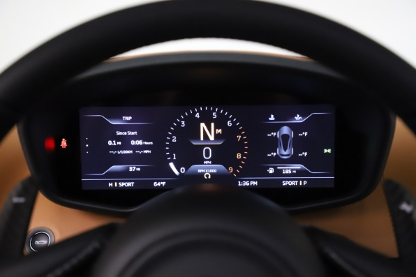 New 2020 McLaren GT Luxe for sale Sold at Bentley Greenwich in Greenwich CT 06830 26