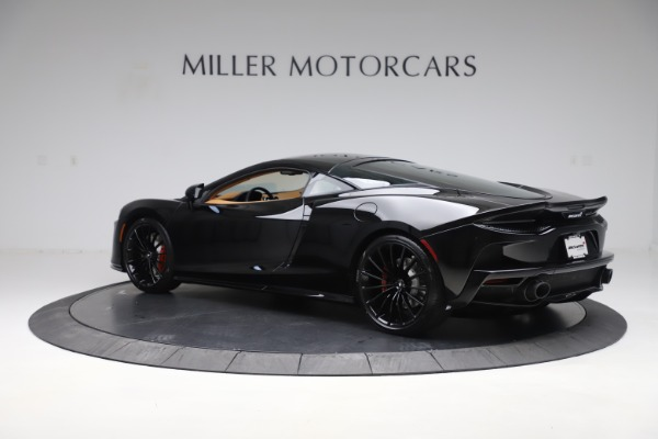 New 2020 McLaren GT Coupe for sale $245,975 at Bentley Greenwich in Greenwich CT 06830 3