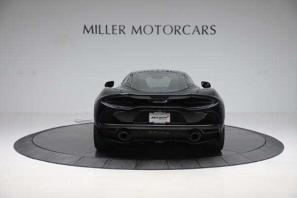 New 2020 McLaren GT Coupe for sale $245,975 at Bentley Greenwich in Greenwich CT 06830 4