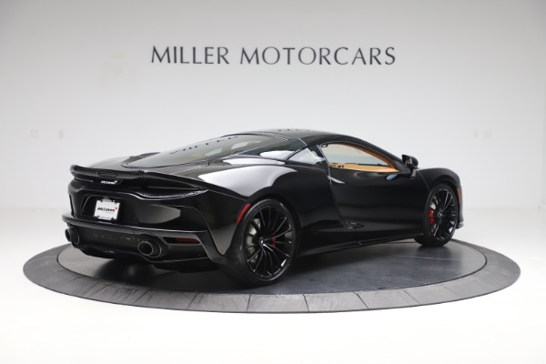New 2020 McLaren GT Coupe for sale $245,975 at Bentley Greenwich in Greenwich CT 06830 5