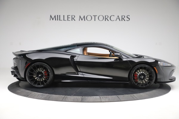 New 2020 McLaren GT Coupe for sale $245,975 at Bentley Greenwich in Greenwich CT 06830 6