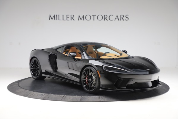 New 2020 McLaren GT Luxe for sale Sold at Bentley Greenwich in Greenwich CT 06830 7