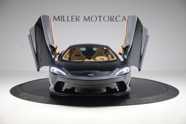 New 2020 McLaren GT Luxe for sale Sold at Bentley Greenwich in Greenwich CT 06830 9