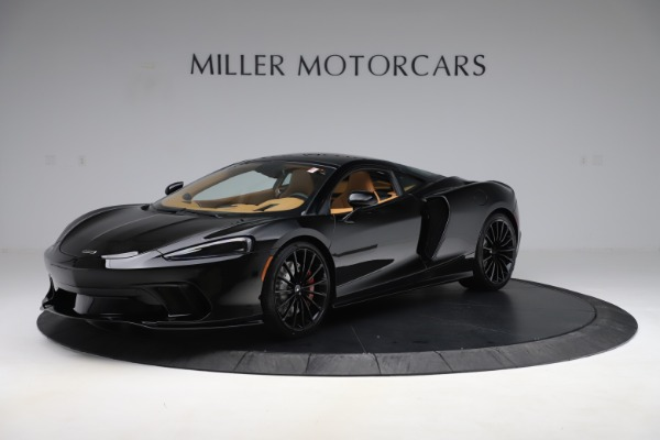 New 2020 McLaren GT Coupe for sale $245,975 at Bentley Greenwich in Greenwich CT 06830 1