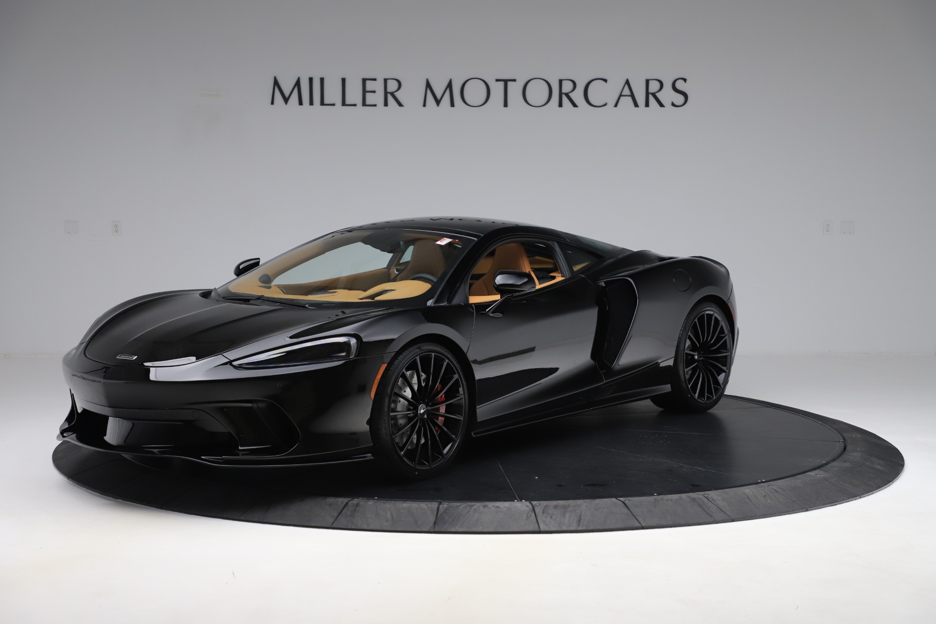 New 2020 McLaren GT Luxe for sale Sold at Bentley Greenwich in Greenwich CT 06830 1