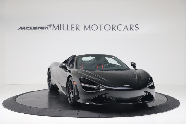 New 2020 McLaren 720S Spider Convertible for sale $383,090 at Bentley Greenwich in Greenwich CT 06830 10