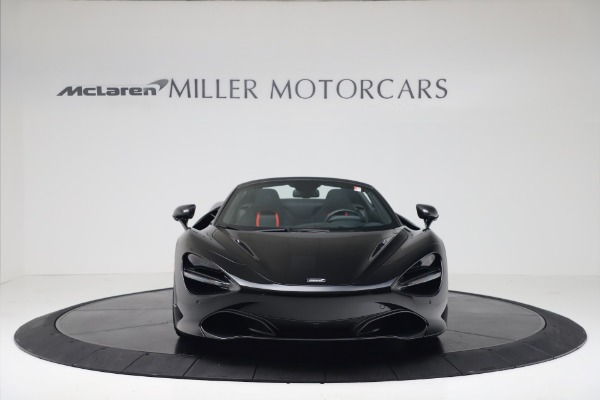 New 2020 McLaren 720S Spider Convertible for sale $383,090 at Bentley Greenwich in Greenwich CT 06830 11