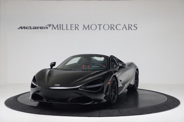 New 2020 McLaren 720S Spider Convertible for sale $383,090 at Bentley Greenwich in Greenwich CT 06830 12