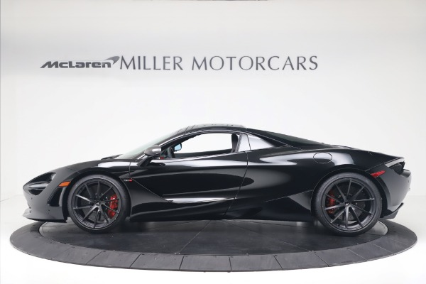 New 2020 McLaren 720S Spider Convertible for sale $383,090 at Bentley Greenwich in Greenwich CT 06830 14
