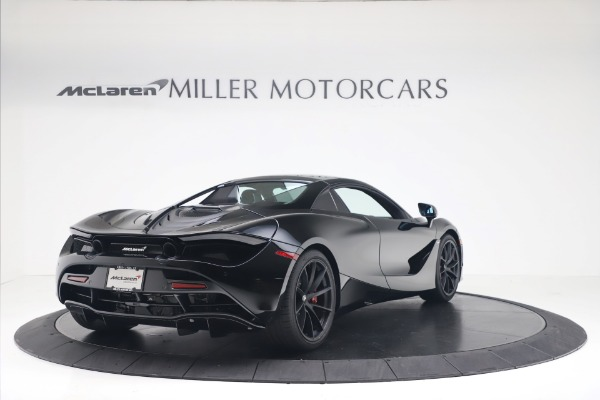 New 2020 McLaren 720S Spider Convertible for sale $383,090 at Bentley Greenwich in Greenwich CT 06830 16