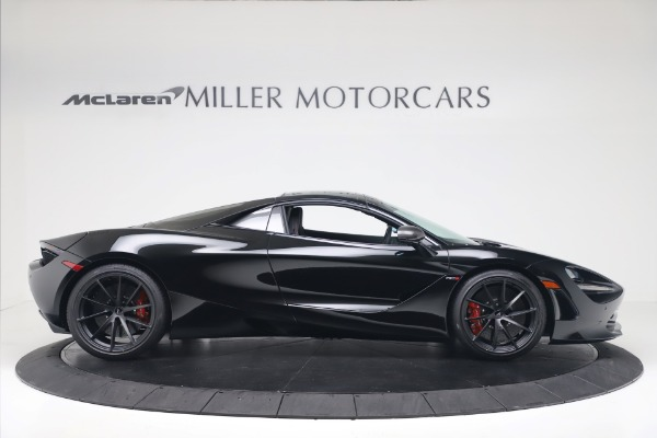 New 2020 McLaren 720S Spider Convertible for sale $383,090 at Bentley Greenwich in Greenwich CT 06830 17