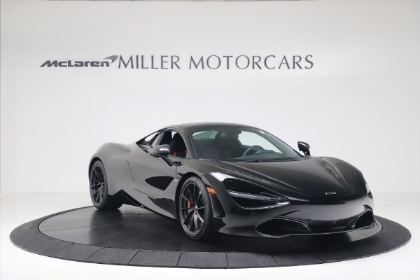New 2020 McLaren 720S Spider Convertible for sale $383,090 at Bentley Greenwich in Greenwich CT 06830 18