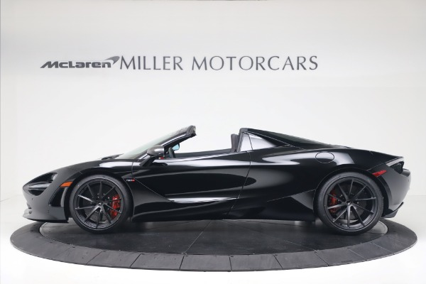 New 2020 McLaren 720S Spider Convertible for sale $383,090 at Bentley Greenwich in Greenwich CT 06830 2